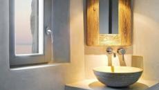 salle de bain contemporaine design béton