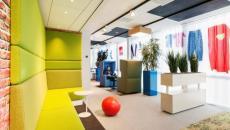 bureaux design original Amsterdam Google