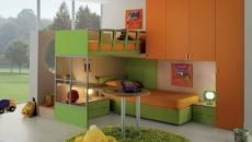 Inspiration bucolique pour cette décoration chambre enfant