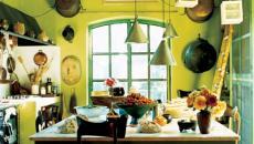 vert et autres couleurs cuisine