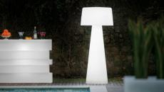 Lampadaire design outdoor Slide