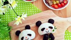 pandas repas équilibrés pour les enfants