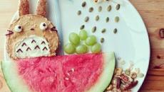 repas amusement pour enfants