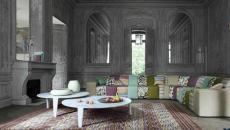 Canapé design par Roche Bobois