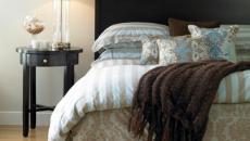 Style minimaliste pour la chambre
