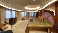 décoration chambre à coucher style américain