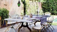 Decoration de table minimaliste et de style
