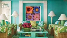 Séjour En Turquoise