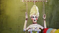 le monde du cirque hôtel design 25 hours à Vienne