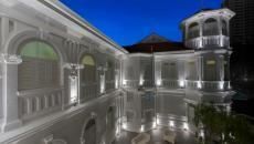 hôtel manoir en malaisie