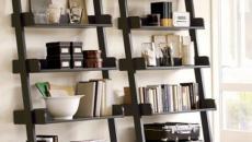 Jolies étagères en tant que mobilier de bureau