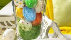 Pâques déco en couleurs vives