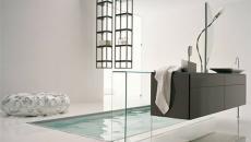 salle de bain au style minimaliste