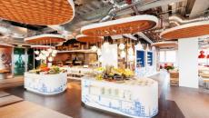 locaux Google à Amsterdam redessinés