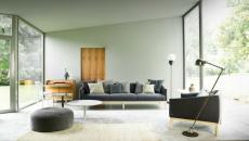 Canapé Moderne Design Busnelli