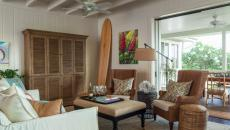 séjour déco maison home design indoor exotique