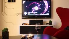 décoration murale playstation et tv