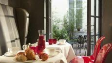 hotel design et glamour le petit paris