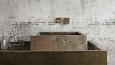 lavabo en marbre par altamarea design