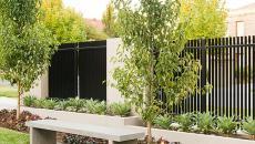 aménagement espace classique extérieur