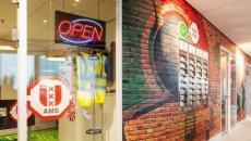 nouveau design des bureaux Google aux Pays Bas