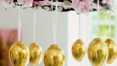 déco d'œufs spéciale Pâques