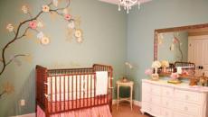 7 décoration avec stickers muraux spécial chambre bébé
