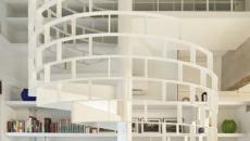 Intéressant modèle d'escalier design