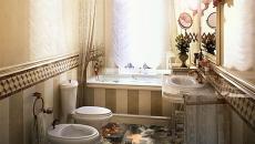 salle de bain au sol en 3D