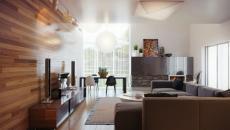 séjour design moderne