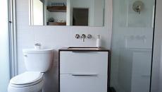 aspct général de la salle d'eau après