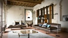 assise de séjour Busnelli design