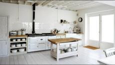 cuisine design rustique