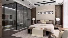 décoration chambre à coucher moderne