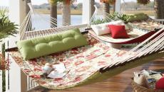 le hamac ou le mobilier de jardin déco