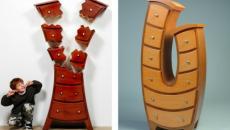 meubles design chambre d'enfant
