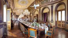 Somptueuse salle de banquet