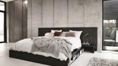 tête de lit design industriel