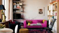 béton bois style industriel salon séjour