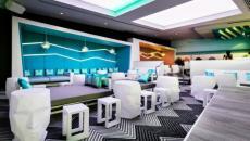 Intérieur design du Matisse Beach Club en Australie