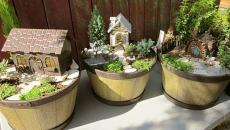 9 réaliser un joli mini jardin