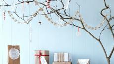 déco minimaliste scandinave pour Noël