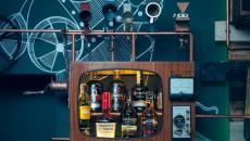accessoires retro industriel ambiance bar