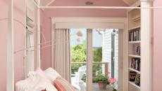 chambre à coucher déco douce en rose