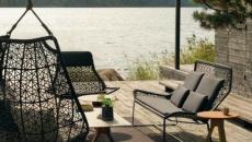 meubles design kettal fauteuil suspendu