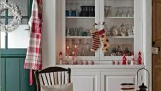 cuisine ambiance scandinave nordique Noël