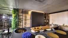 mezzanine office bureau design agence créative