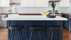 minimaliste design épuré cuisine moderne