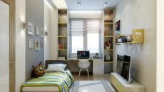 appartement aménagement petite chambre d'enfant