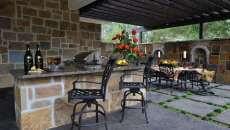 séjour salon jardin extérieur outdoor idées design